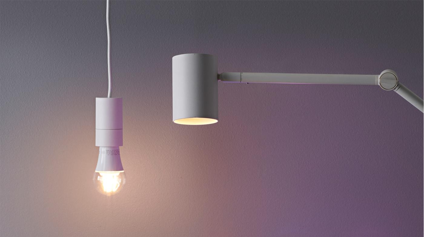 coole lampen von ikea