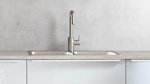 SEKTION Kitchen taps & sinks