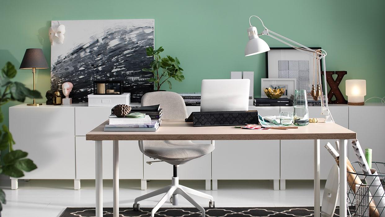 Alt du trenger til jobb, studier eller hobbyer IKEA