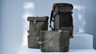 Городские рюкзаки и сумки