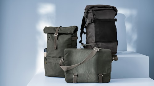 Backpacks & messenger bags