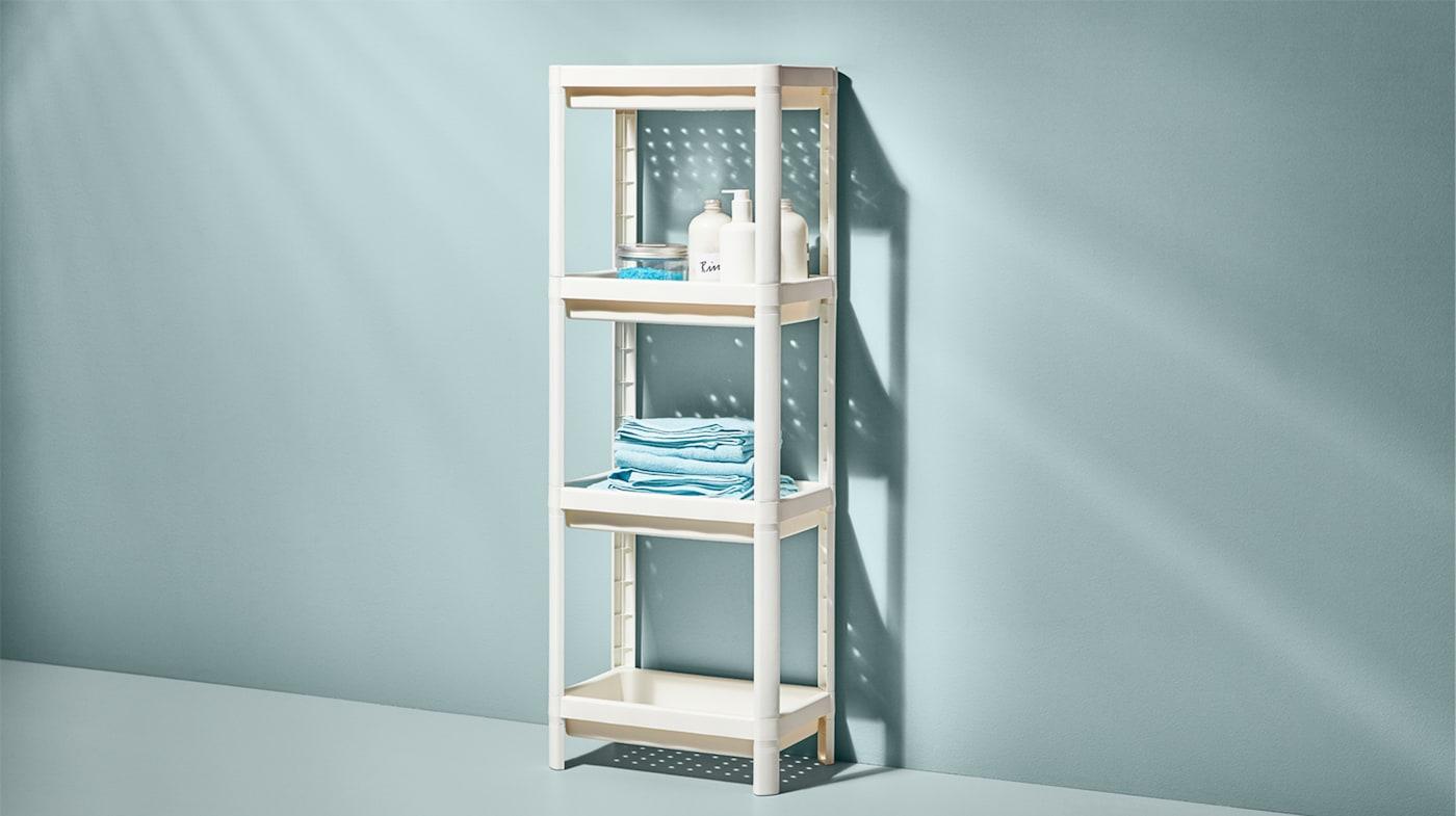 Bathroom Cabinets & Linen Storage - IKEA