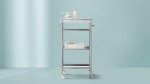 Модули на колесиках для ванной