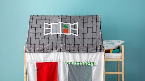 Аксесуари та завіси для дитячого ліжка