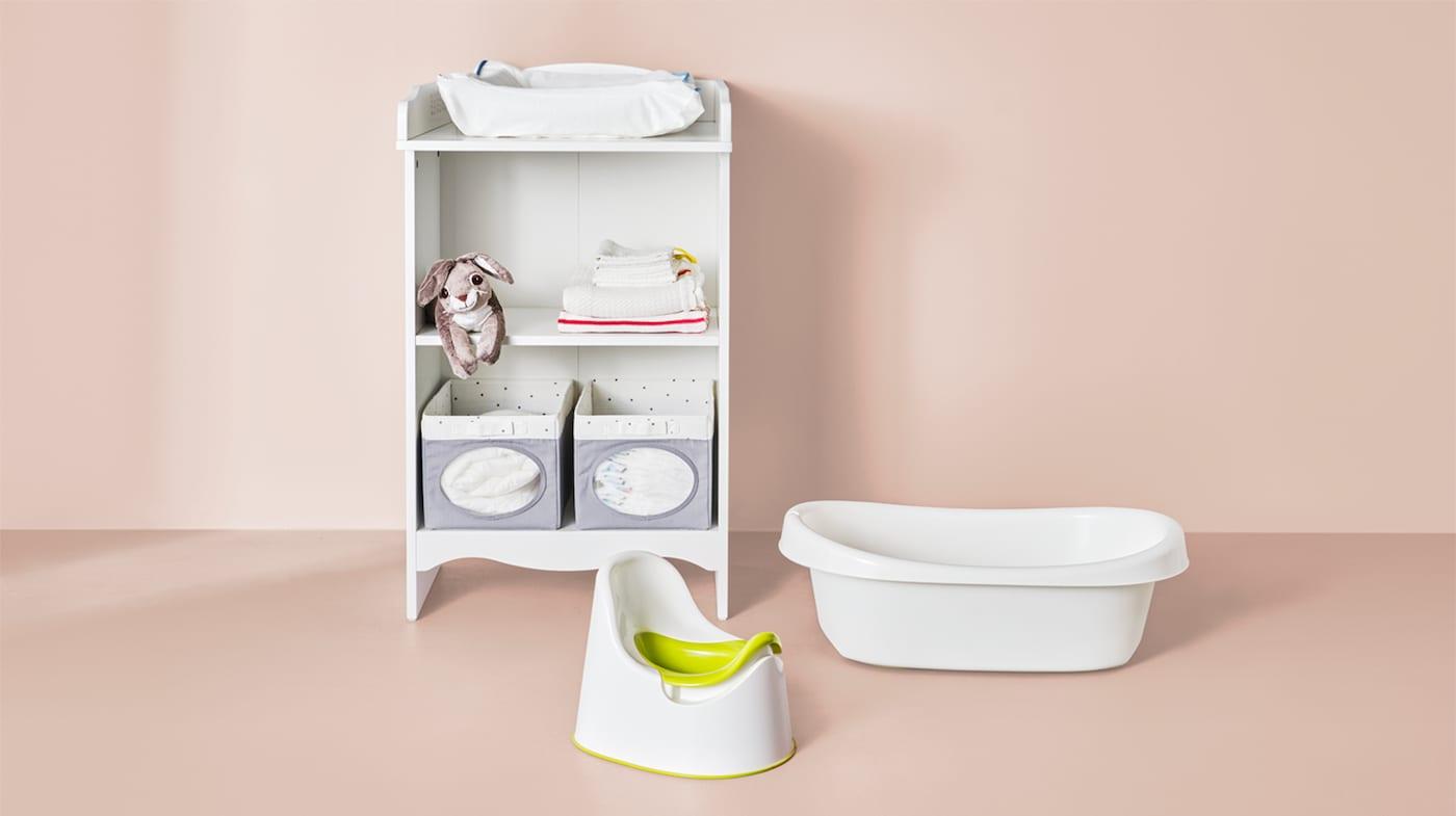 Tables A Langer Et Articles De Soins Pour Bebes Ikea Suisse