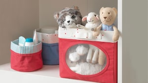 Children's boxes & baskets