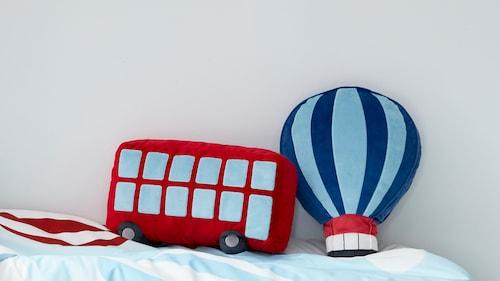 Cuscini e coperte per bambini