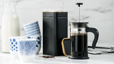 Coffee makers & accessories