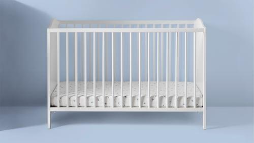 Ledikanten & babymatrassen
