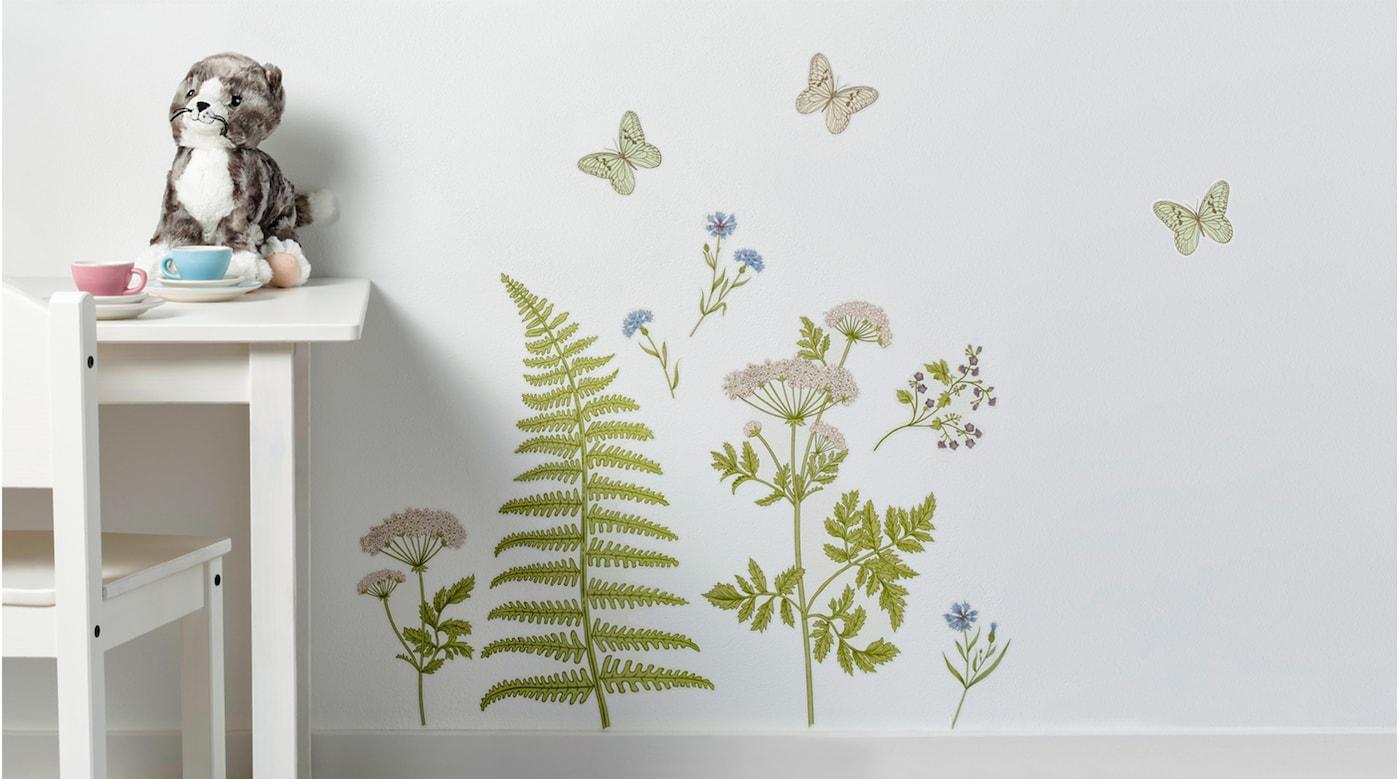 Muurstickers Wanddecoraties Ikea