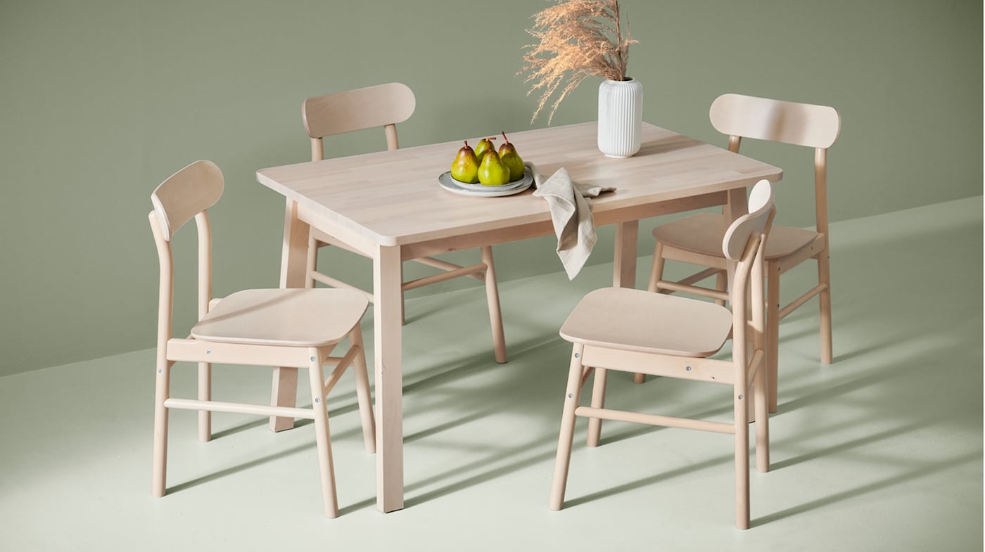Picture of: Dining Room Table Chair Sets Ikea