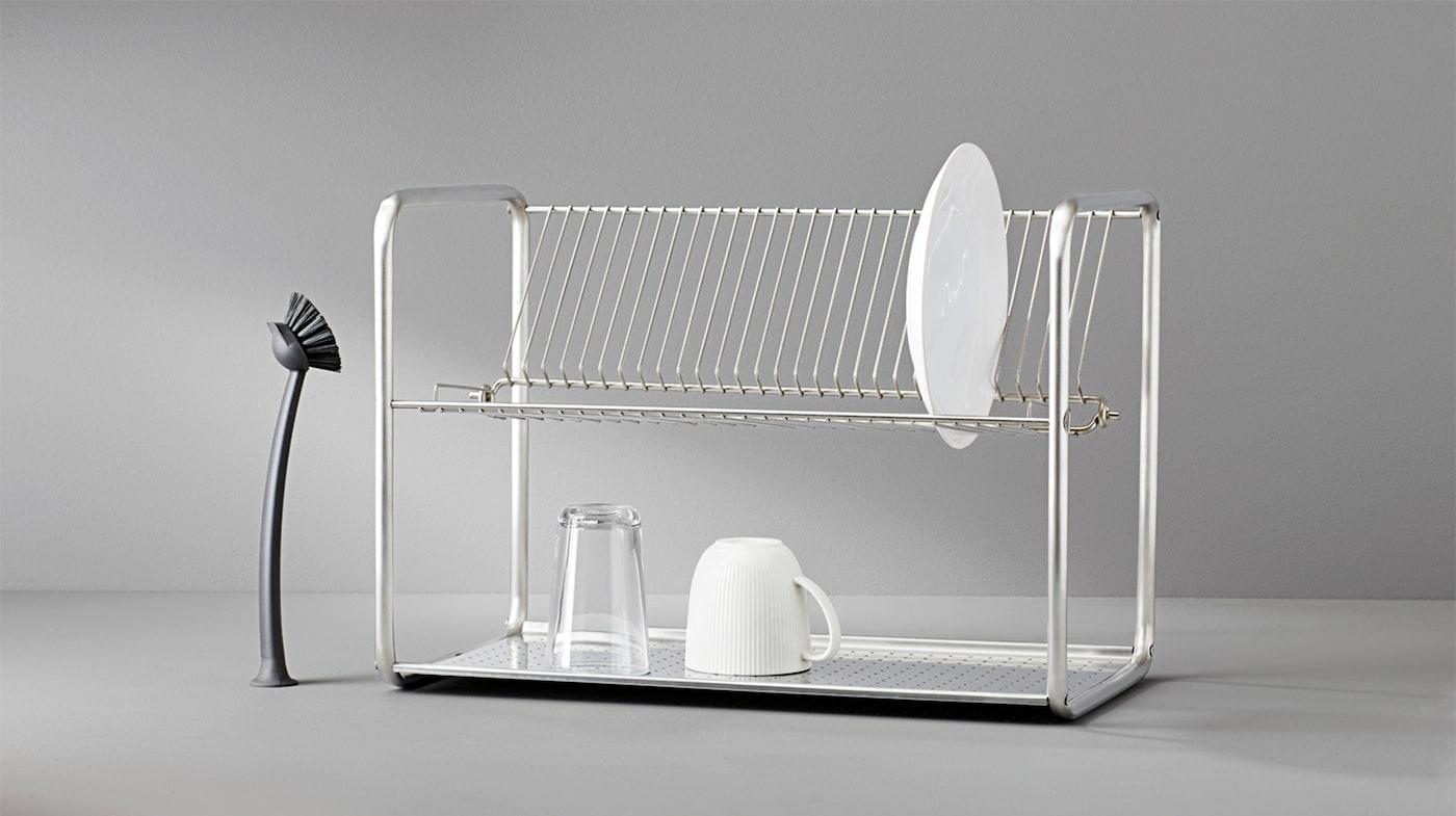 Spulutensilien Abtropfgestelle Ikea Osterreich