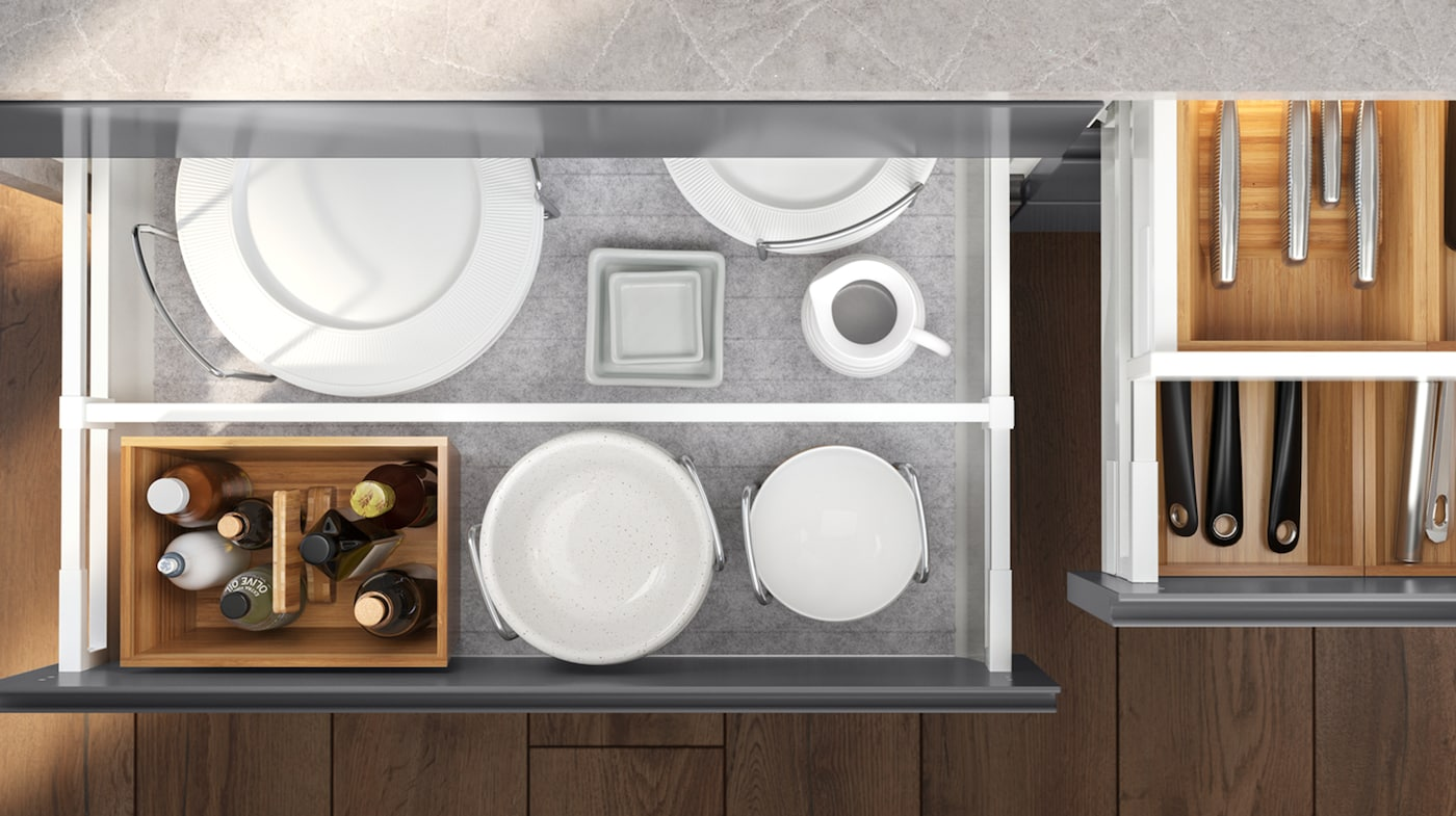 Shop Drawer Dividers And Organizers For Your Kitchen Ikea