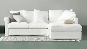 Sofas, Textil