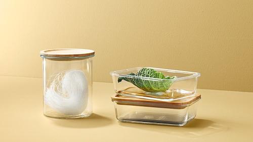 Lunchboxen & Gefrierbeutel