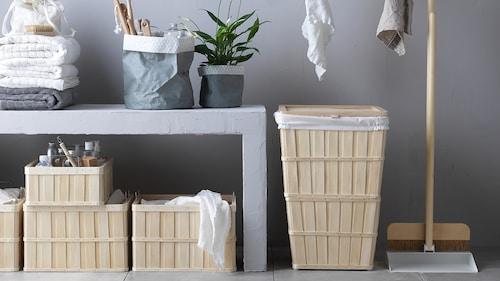 Lessive et nettoyage