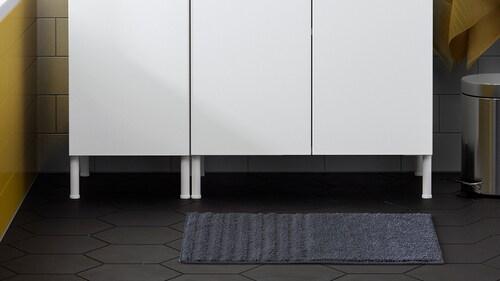 Bathroom cabinet legs