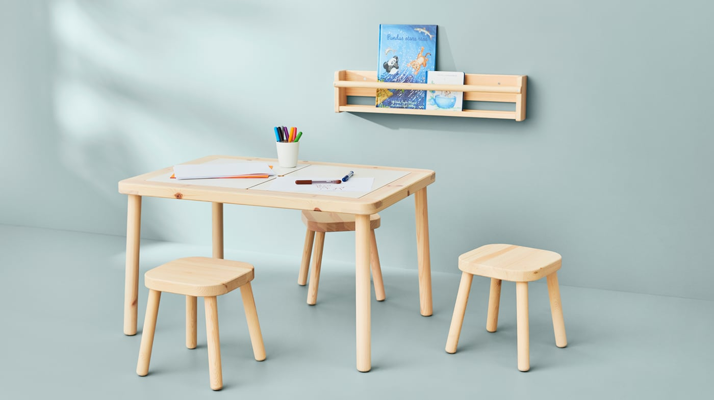 Image of: Kid S Playroom Furniture Tables Chairs Ikea