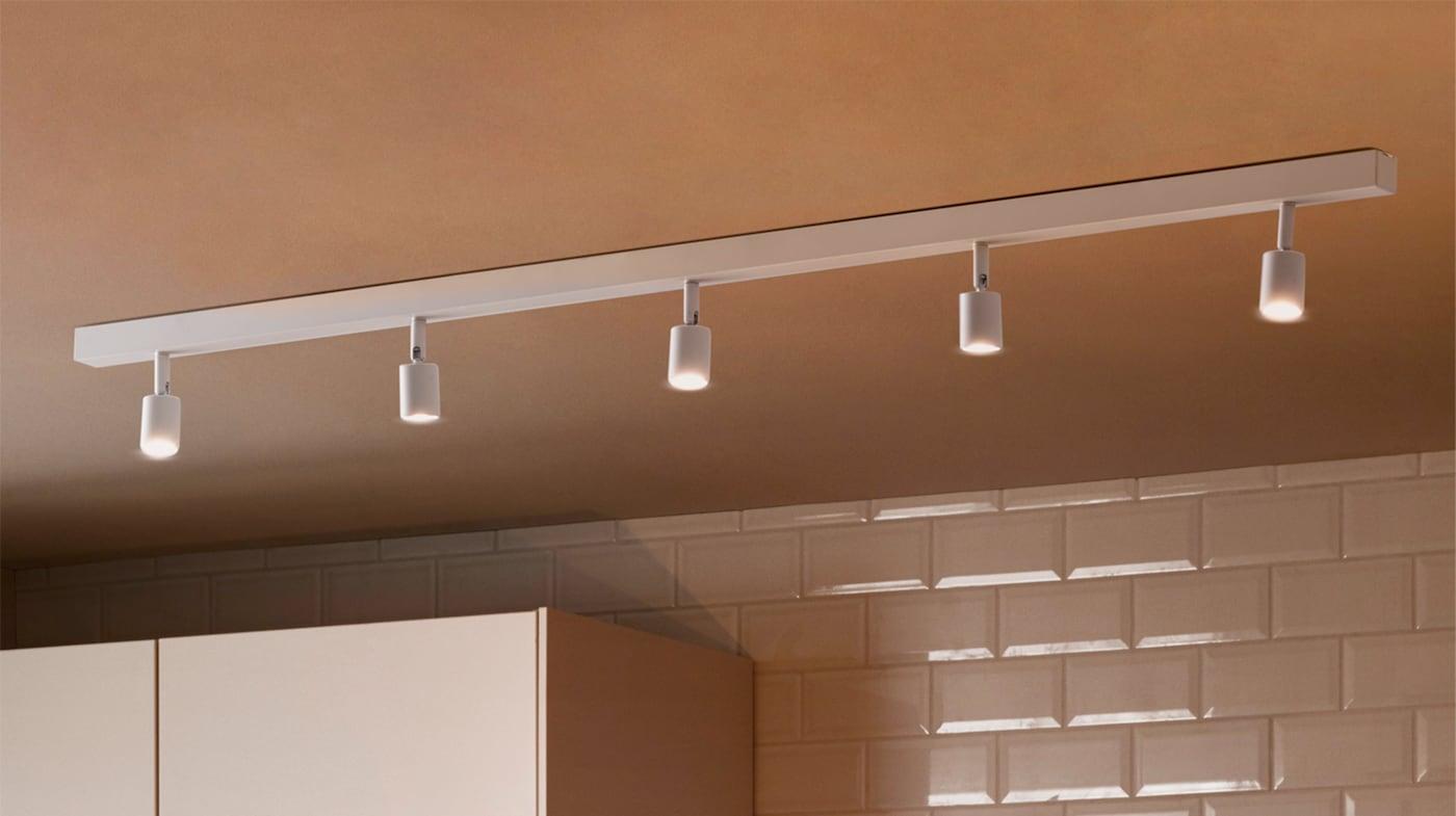 Spotlights Miljövänliga LED spotlights IKEA