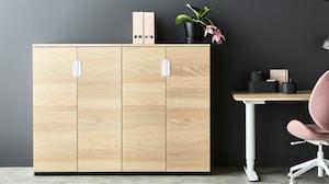 Модули для хранения и шкафы