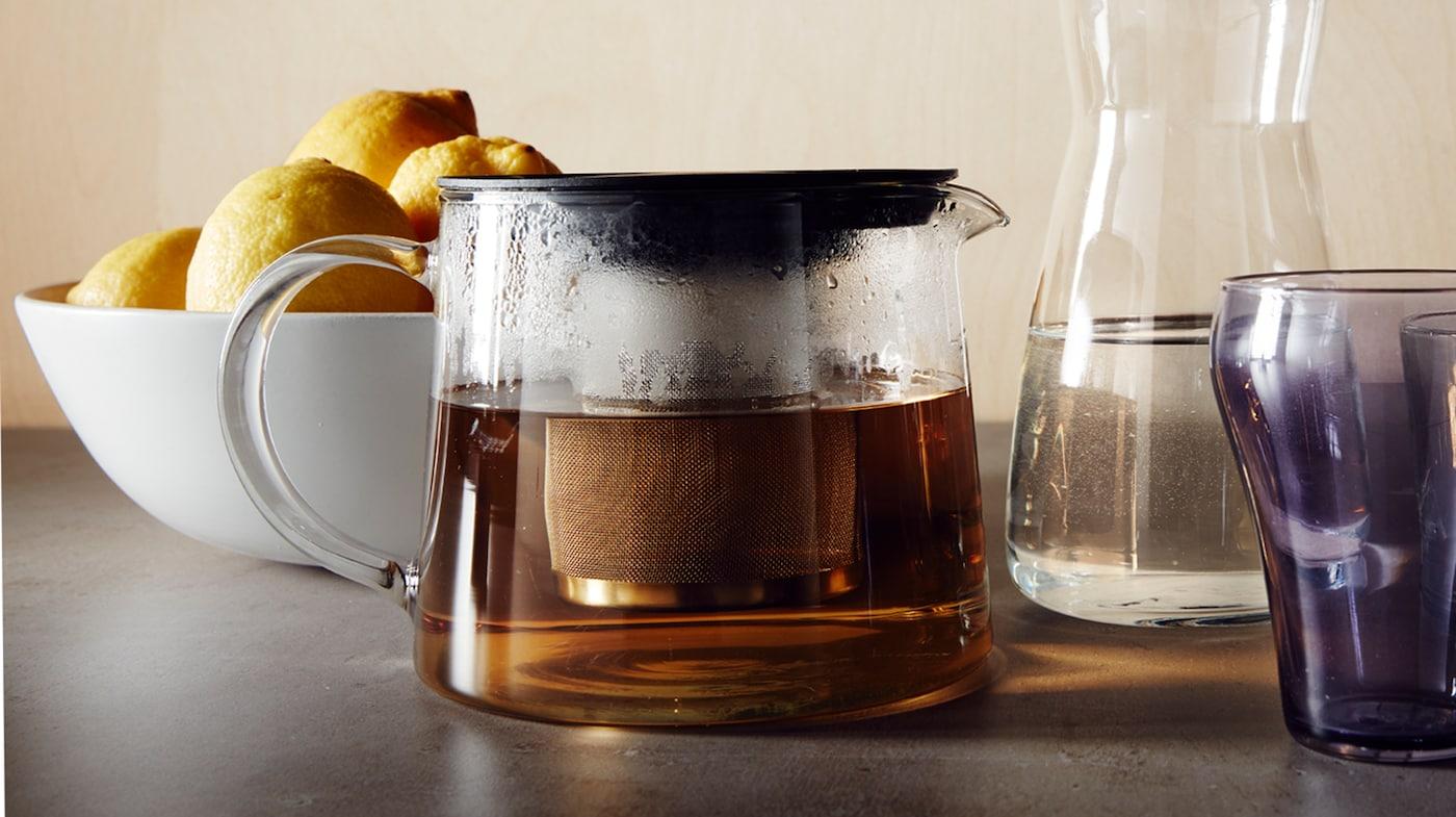 Заварочные чайники и аксессуары