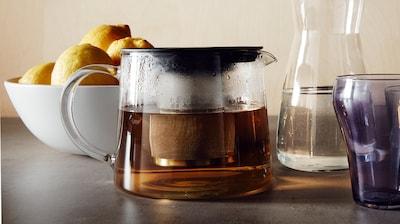 Tea pots & accessories