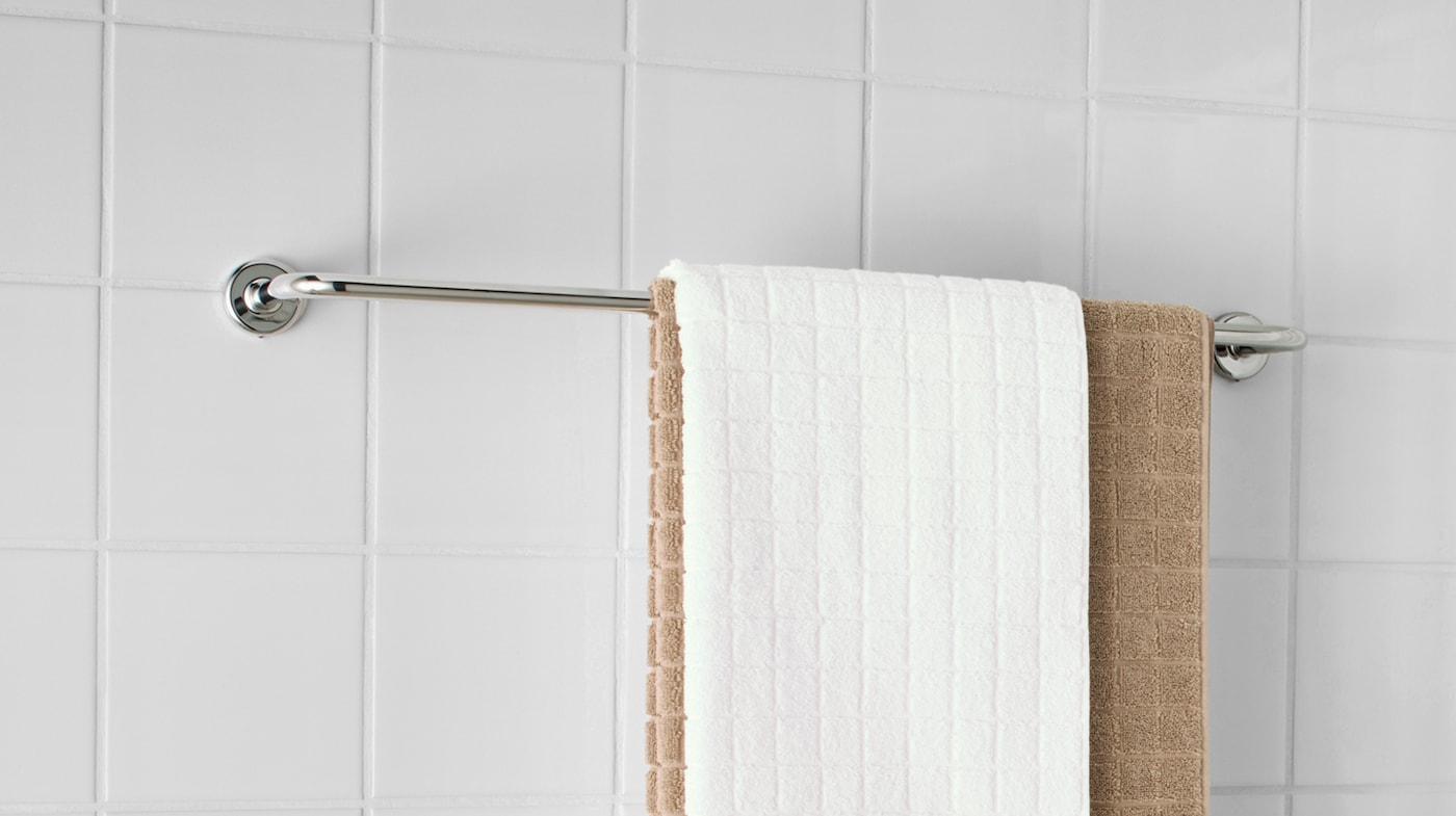 TOWELS HANGER IKEA NEW ENUDDEN BEDROOM BATHROOM OVER DOOR 6 HOOK CLOTHES