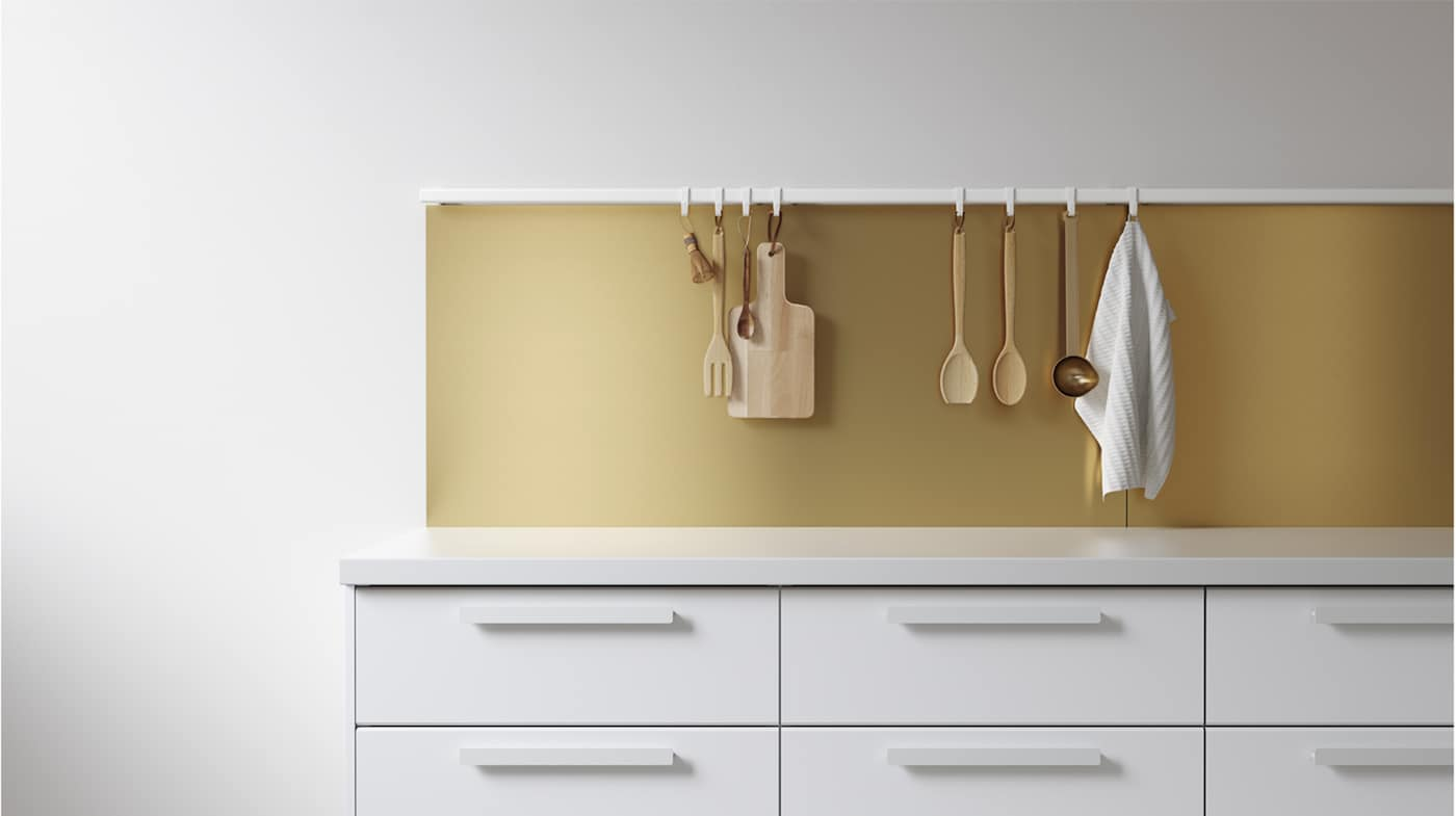 Kitchen Backsplashes & Wall Panels - IKEA