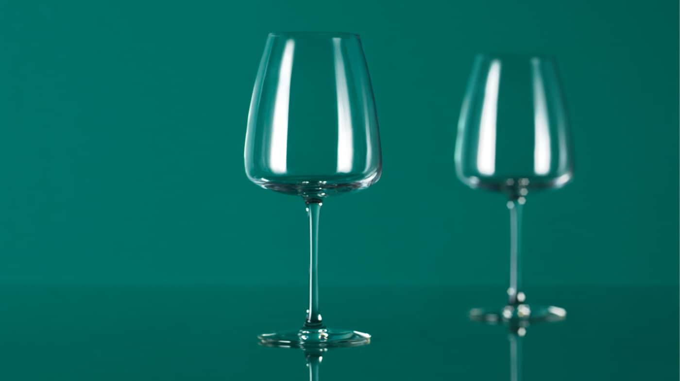 Wine Glasses Red White Ikea