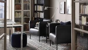 Műbőr fotelek