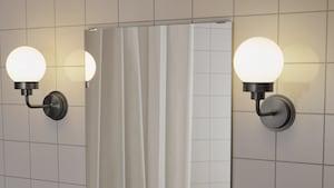 إضاءة الحمام لـ ENHET