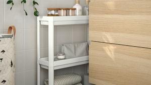 Koupelnové vozíky