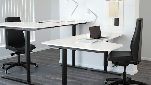 BEKANT desk tops