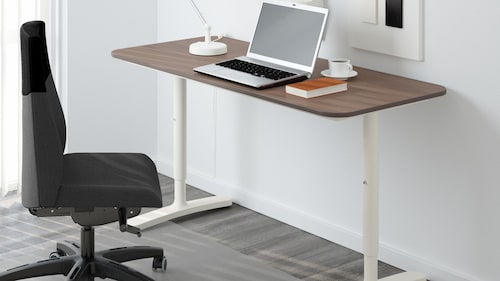 BEKANT desk underframes