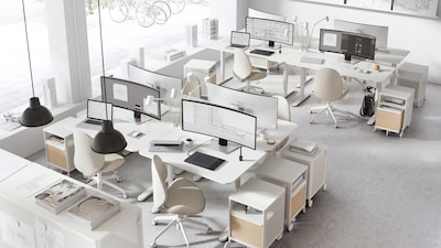 BEKANT office desks