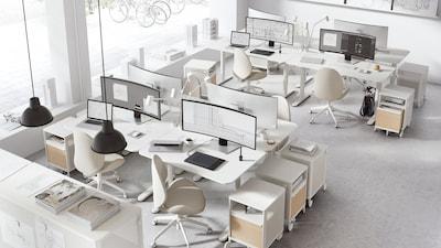 Bureaux professionnels BEKANT