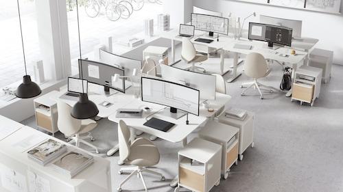BEKANT office desks