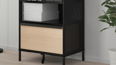 BEKANT office storage & drawer units