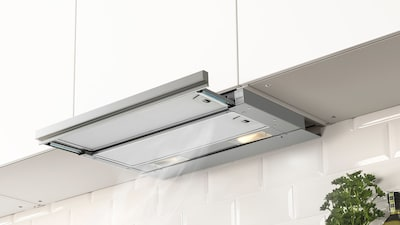 Built-in extractor hoods