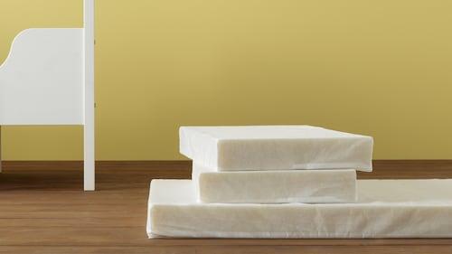 Matrassen voor kinderbedden
