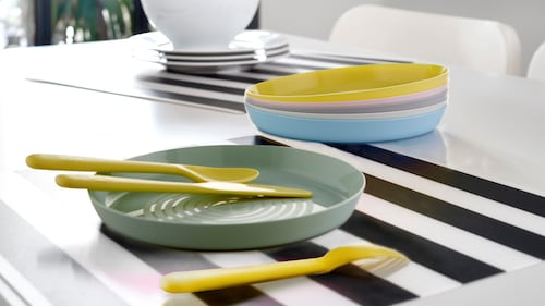 Children's plates & bowls