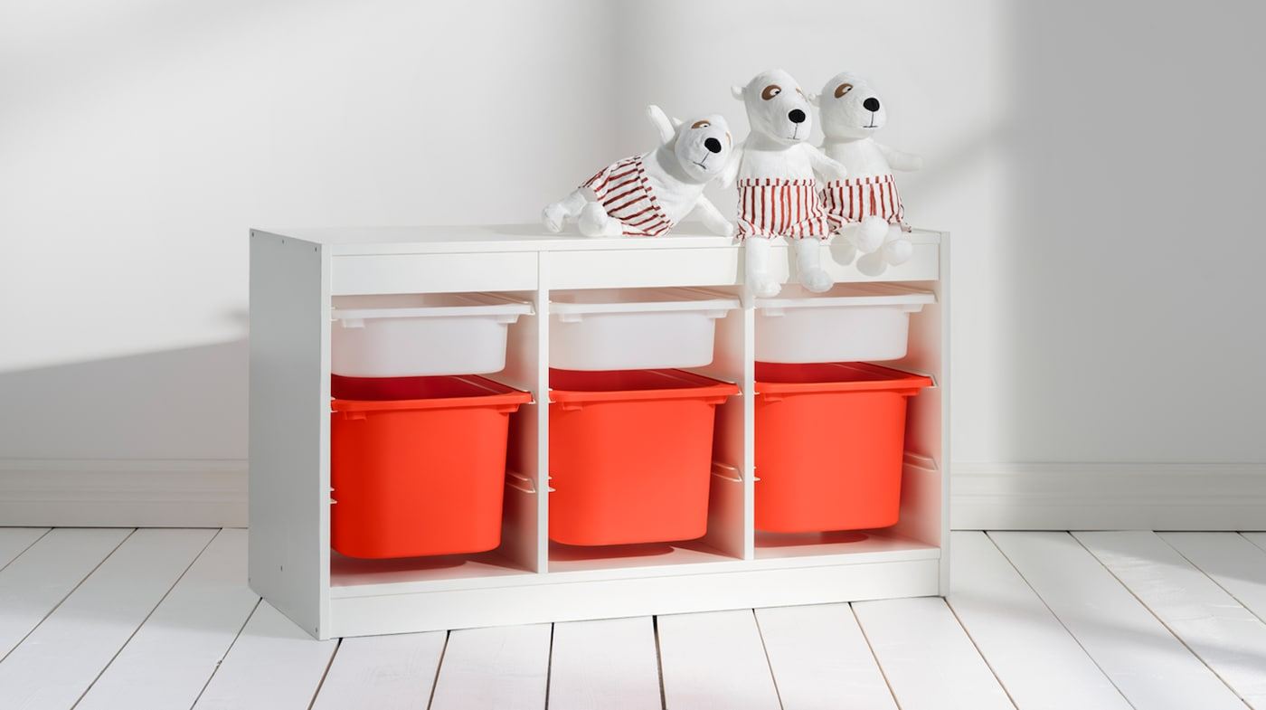 Picture of: Kid S Storage Furniture And Cube Storage Ikea