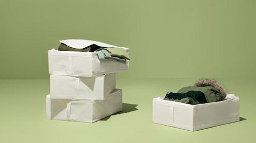 Kartons für Schuhe & Kleidung