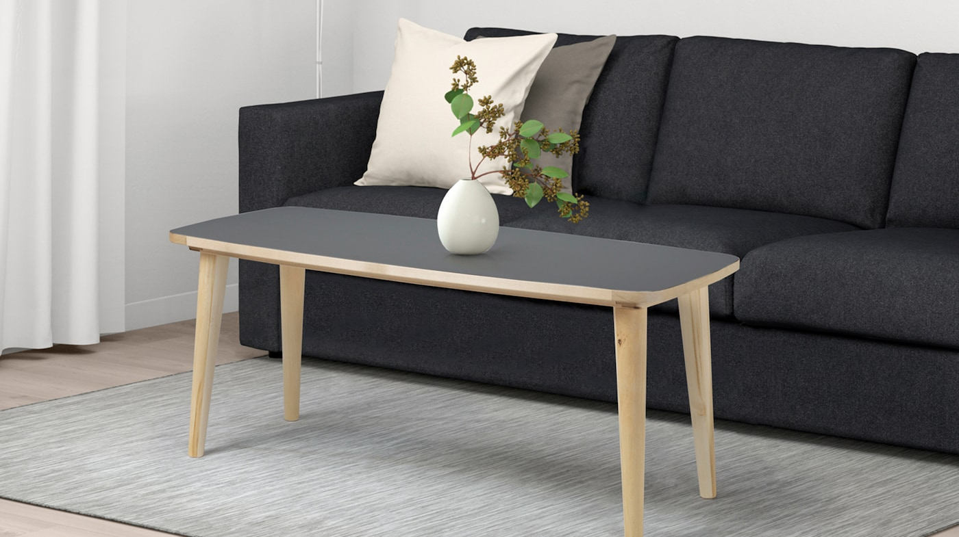 ikea retro coffee table