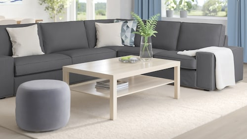 Canapés d'angle en tissu