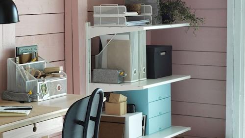 Pappers- & skrivbordsförvaring