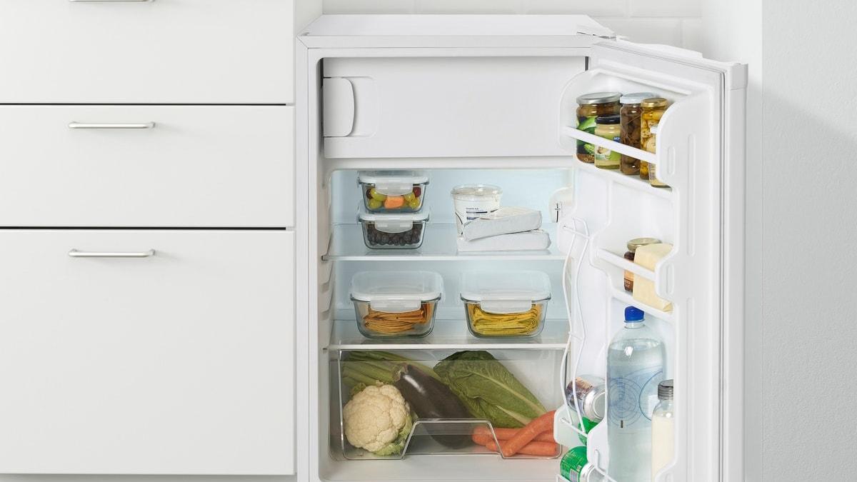 frigorifico encastrado ikea
