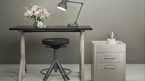 IDÅSEN asztallapok és alsóvázak