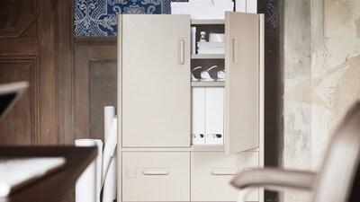 IDÅSEN rangements pour bureaux professionnels