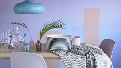 IKEA 365+ servise og bestikk